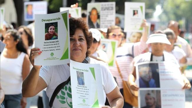 ¿Dónde están los desaparecidos de Ayotzinapa?