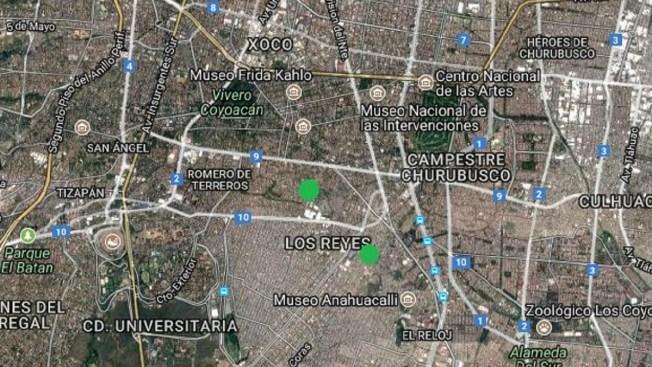 Sorprenden sismos con epicentro en capital mexicana