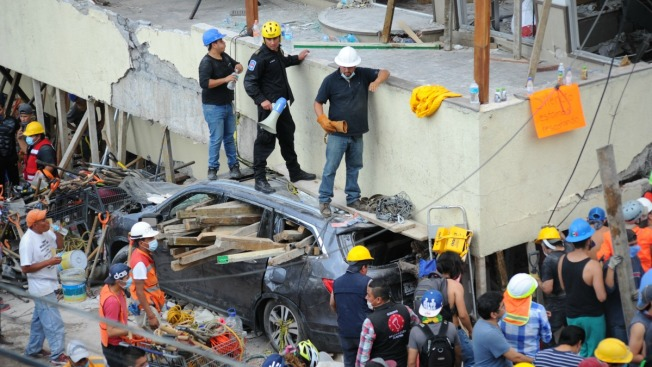 Los niños fantasmas de los terremotos en México —