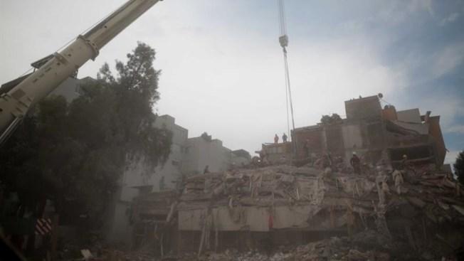Negligencia y corrupción detrás de los derrumbes por el sismo