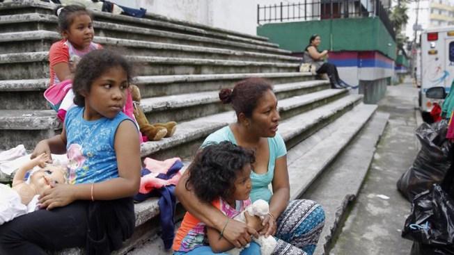 Unicef prepara apoyo para niños afectados por terremotos
