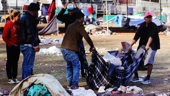 Se desconoce el paradero de más de 3,000 migrantes