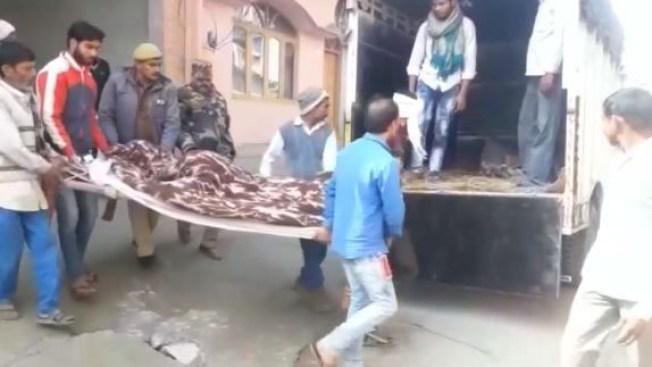 Resultado de imagen de envenenamiento masivo en india