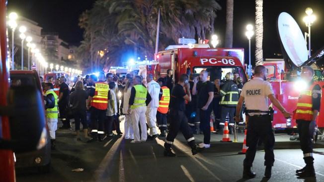 Policía francesa detiene a un hombre armado con un machete en Niza
