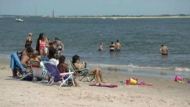 Otro tiburón es visto en las playas de NJ