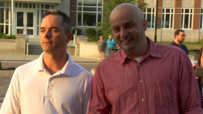 Dan licencias de matrimonio a gays de Kentucky