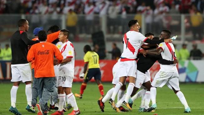 Ya tienen fecha los partidos de repechaje Perú-Nueva Zelanda