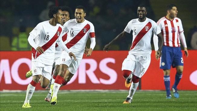Copa América: Perú vence a Paraguay por 3er lugar