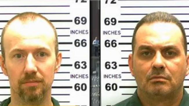 Dos asesinos escapan de cárcel en Nueva York