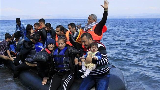 Grecia: mueren 34 inmigrantes en naufragio