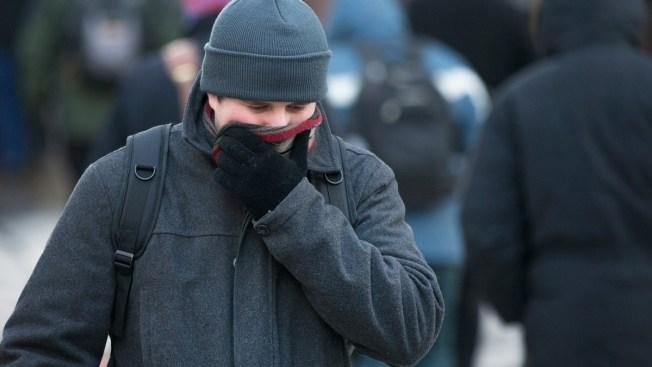 Bajas temperaturas se tomarán al área tri-estatal