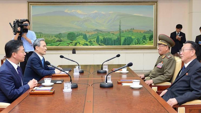 Coreas llegan a acuerdo para evitar guerra