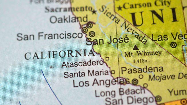Presentan propuesta para dividir California en dos estados