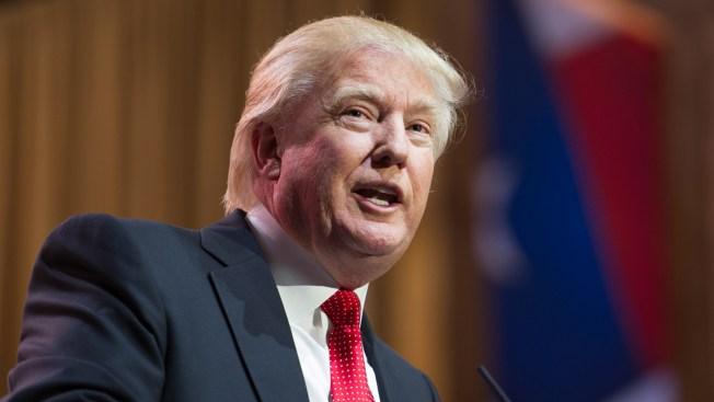 Donald Trump busca nominación a la presidencia