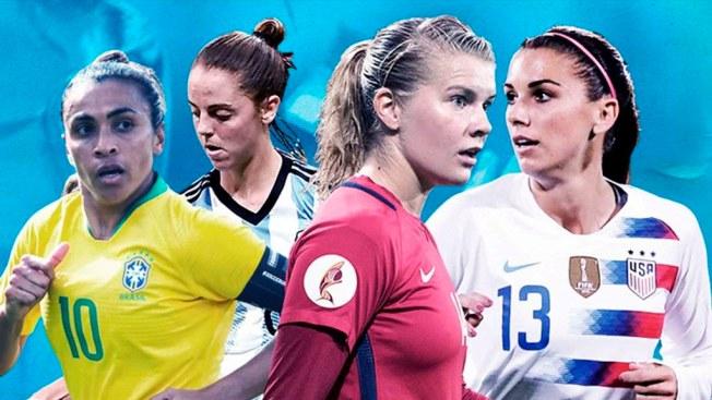 ¡Caso cerrado! Equipo femenino de Estados Unidos deja en la lona a los varones