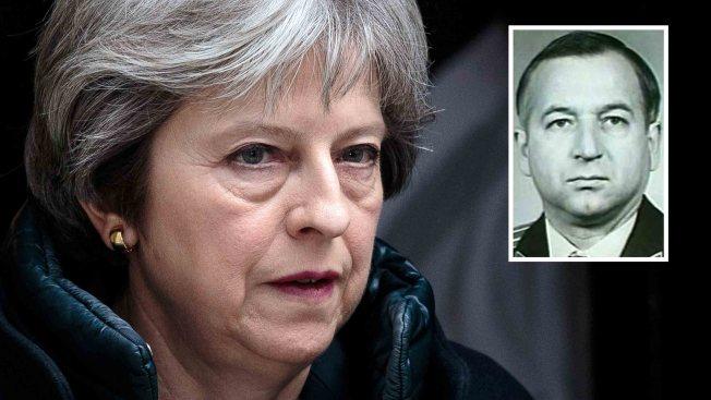 Reino Unido expulsa a diplomáticos por envenenamiento a exespía