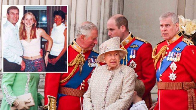 Presunta víctima de millonario Jeffrey Epstein acusa a príncipe Andrew de abusar de ella