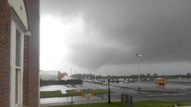 Azotan dos tornados a NY
