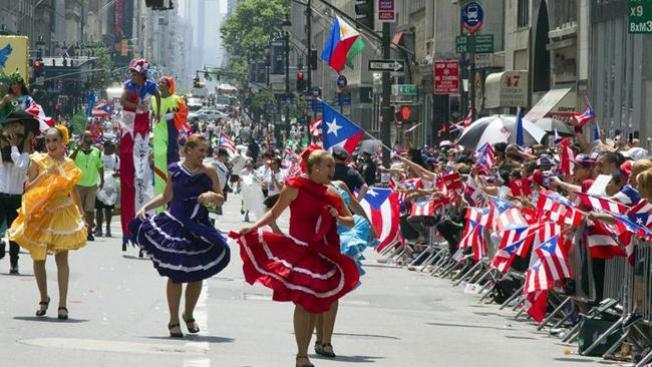 Nueva York celebra el gran Desfile Puertorriqueño