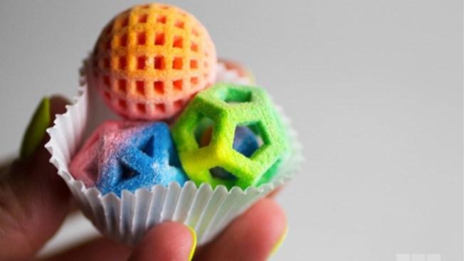 3D-Printing: De la impresora a tu boca
