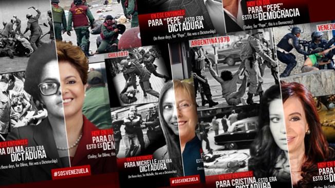 Latinoamérica: presidentes cara a cara