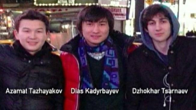 Aplazan sentencia a amigos de Tsarnaev