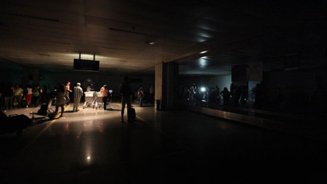 Brasil: sigue la fiesta a pesar del apagón
