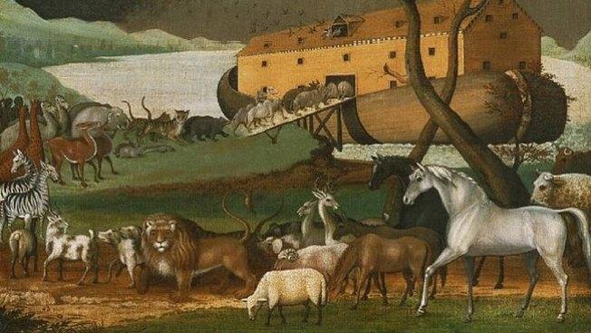 Ministerio construirá el Arca de Noé