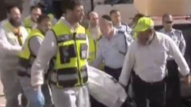 Video: brutal ataque a sinagoga