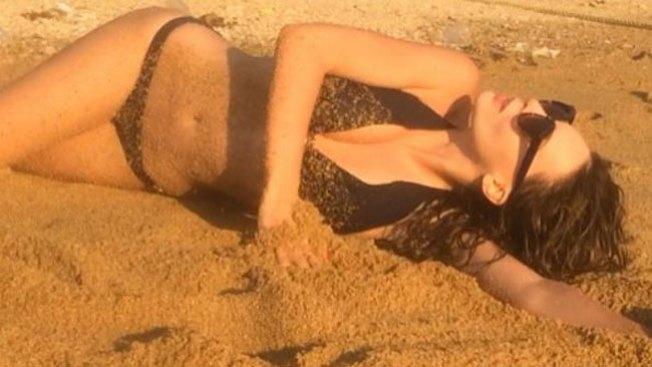 Belinda, sexy desatada en Dominicana