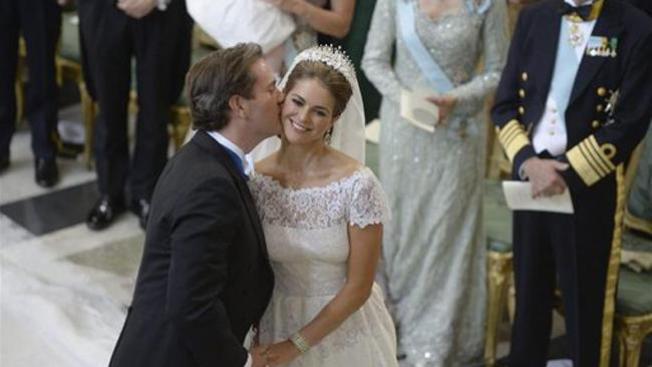 Magdalena de Suecia dará a luz en NY