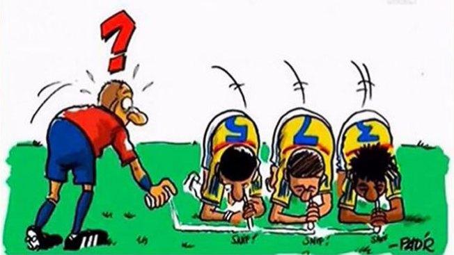 Una viñeta desata la furia de Colombia