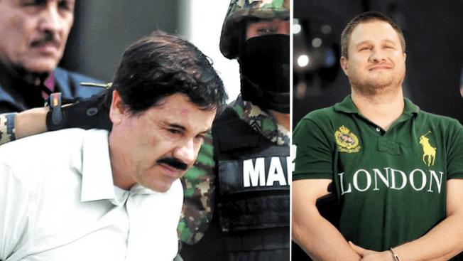 """Chapo"" y ""La Barbie"", huelga de hambre"