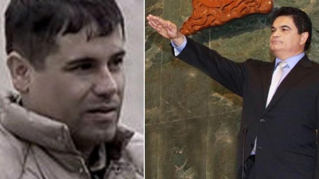 Político acusado de pactar con El Chapo