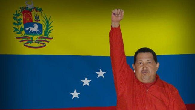 Chávez gana tercera reelección