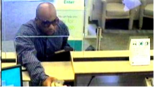 Buscado autor de robos bancarios