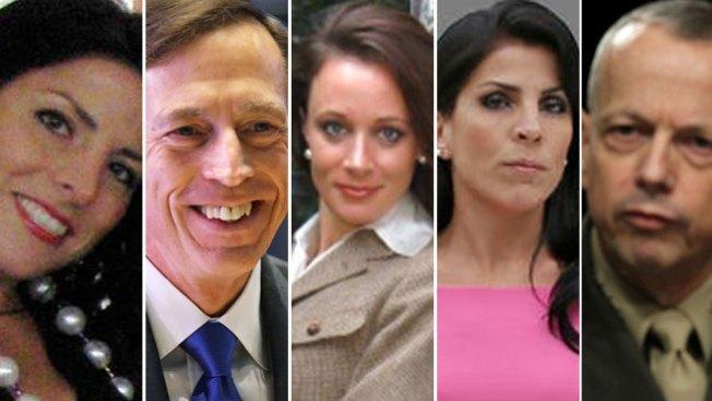 Más datos en escándalo Petraeus
