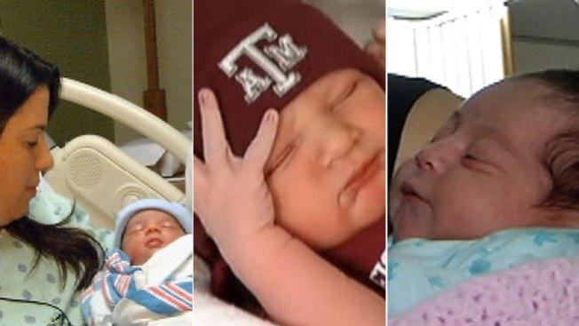 12/12/2012:¿Bebés de la suerte?