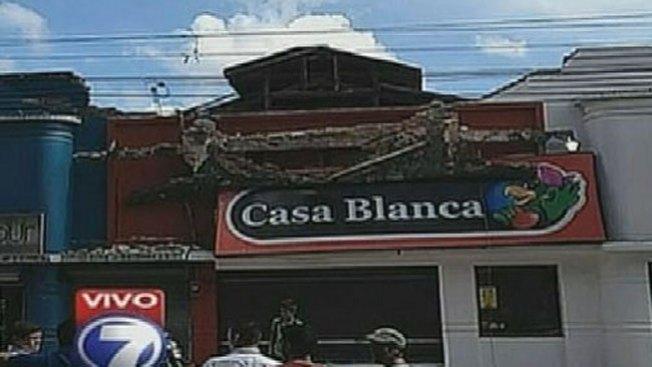 Tres muertos en Costa Rica