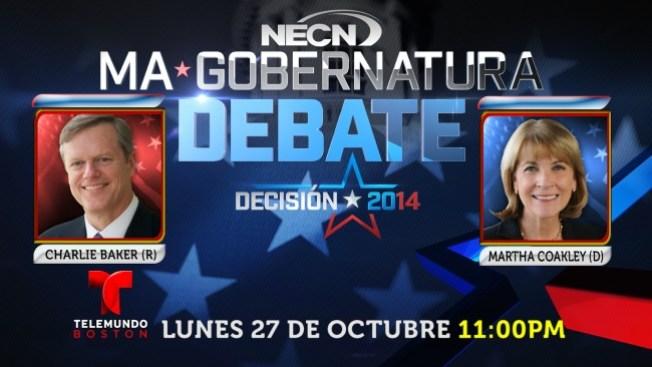 En español debate por la gobernación