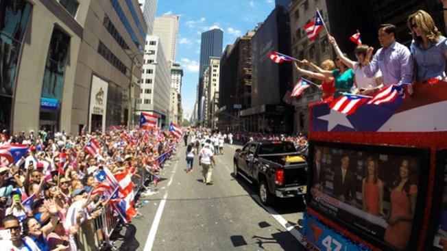 Desfile Puertorriqueño se toma NY