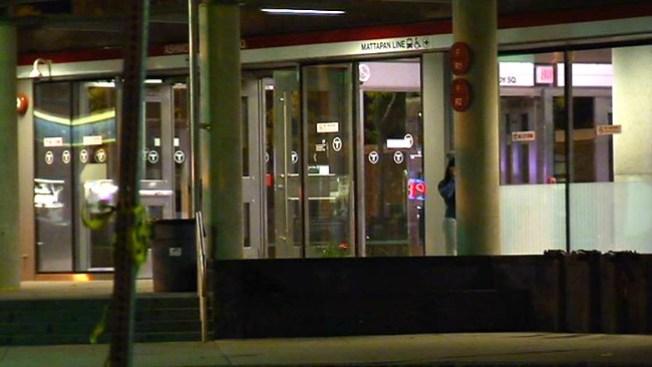 Capturado tras tiroteo en estación MBTA