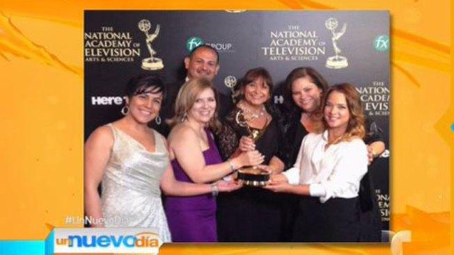 """""""Un nuevo día"""" gana un premio Emmy"""