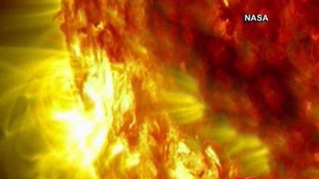 La NASA capta erupción solar jamás vista