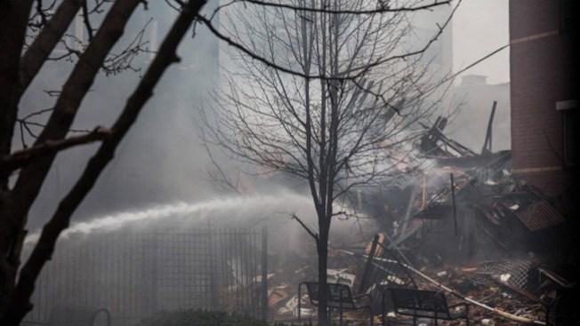 Explosión en NY deja cuatro muertos