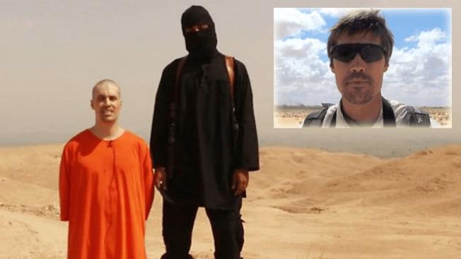 ISIS decapita a periodista de EEUU