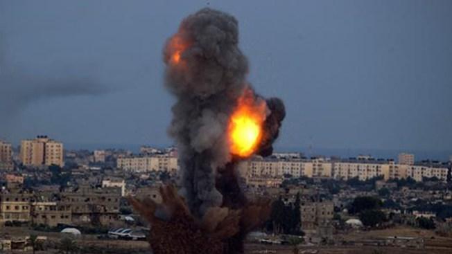 Sirenas de ataques en Jerusalén