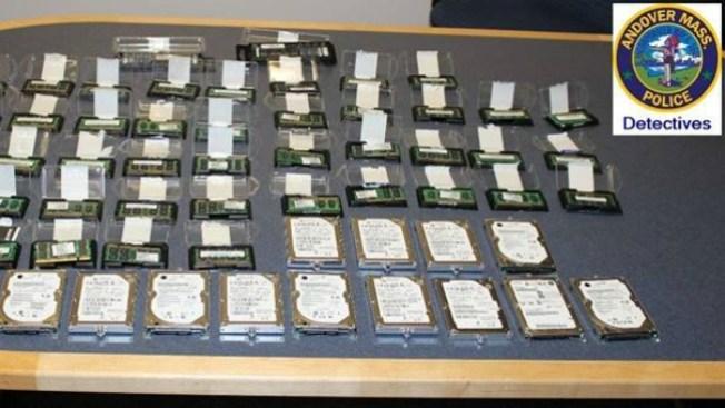 Hispanos acusados de millonaria estafa en HP