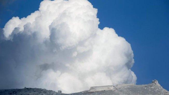 Incertidumbre por víctimas de volcán