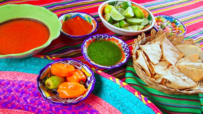 Los secretos de la cocina mexicana telemundo 47 for Ingredientes para comida